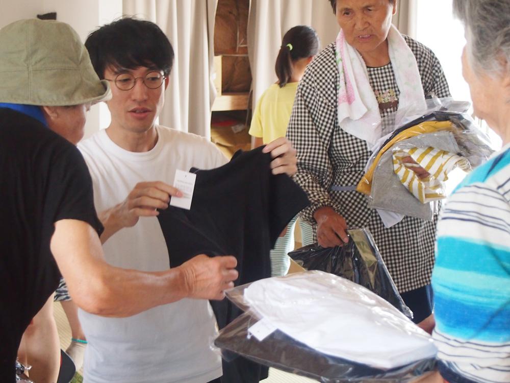 熊本地震におけるアーバンリサーチの支援について