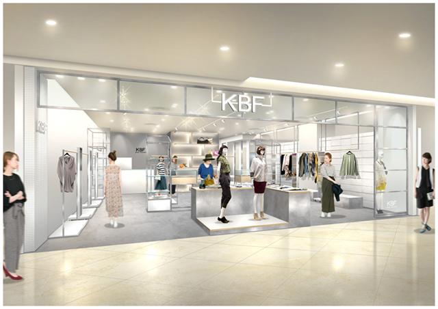 KBF ルミネエスト新宿店 8月26日(金) RENEWAL OPEN