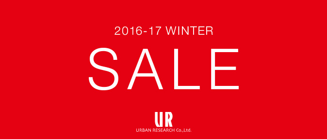 2016-17 WINTER SALE