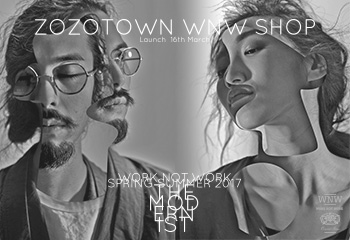 2017.03.16(Thu) NEW OPEN <br>WORK NOT WORK URBAN RESEARH ZOZOTOWN