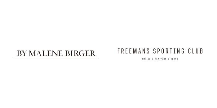 GINZA SIXにBY MALENE BIRGER・FREEMANS SPORTING CLUBがオープン