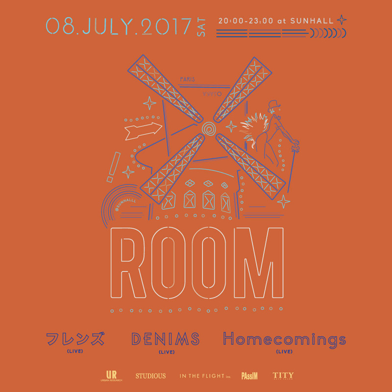 ROOM 2ND ANNIVERSARY SUNHALL