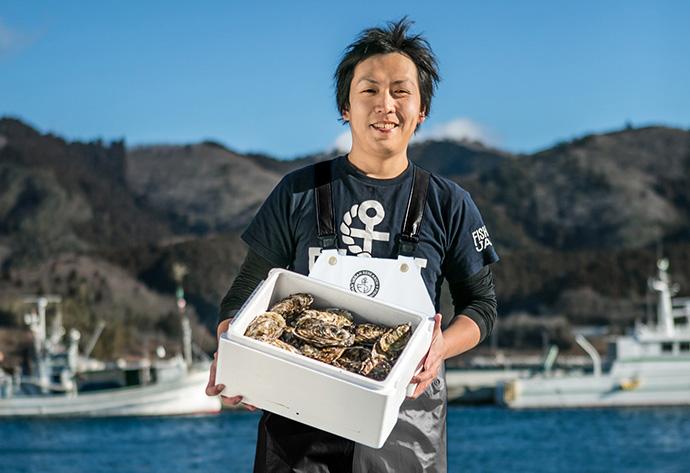 女川産牡蠣プレゼントキャンペーン