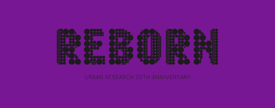 URBAN RESEARCH 20TH ANNIVERSARY REBORN