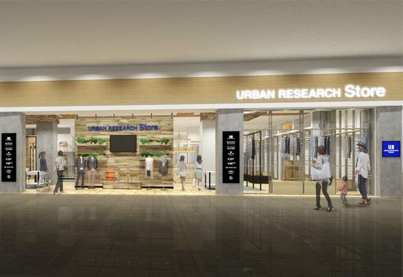 2017年11月23日(木・祝) URBAN RESEARCH Store イオンモール甲府昭和店 NEW OPEN