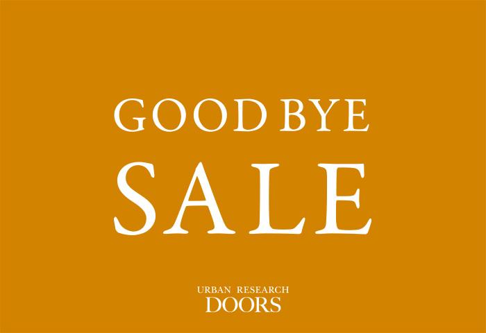 URBAN RESEARCH DOORS 横浜ベイクォーター店閉店 <br>GOOD BYE SALE開催