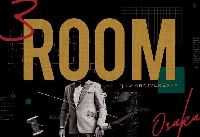 ROOM 3rd Anniversary