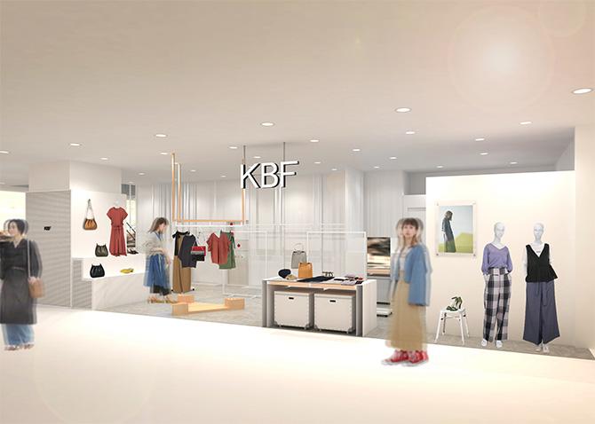 KBF OPA三宮店 NEW OPEN