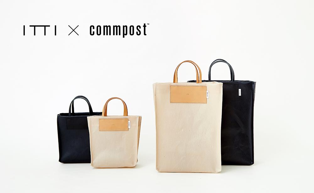 ITTI × commpost