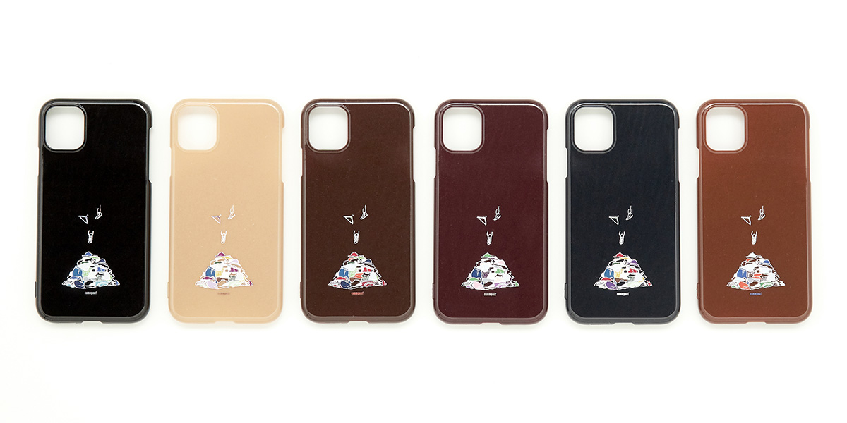 commpost iPhone CASE fuku