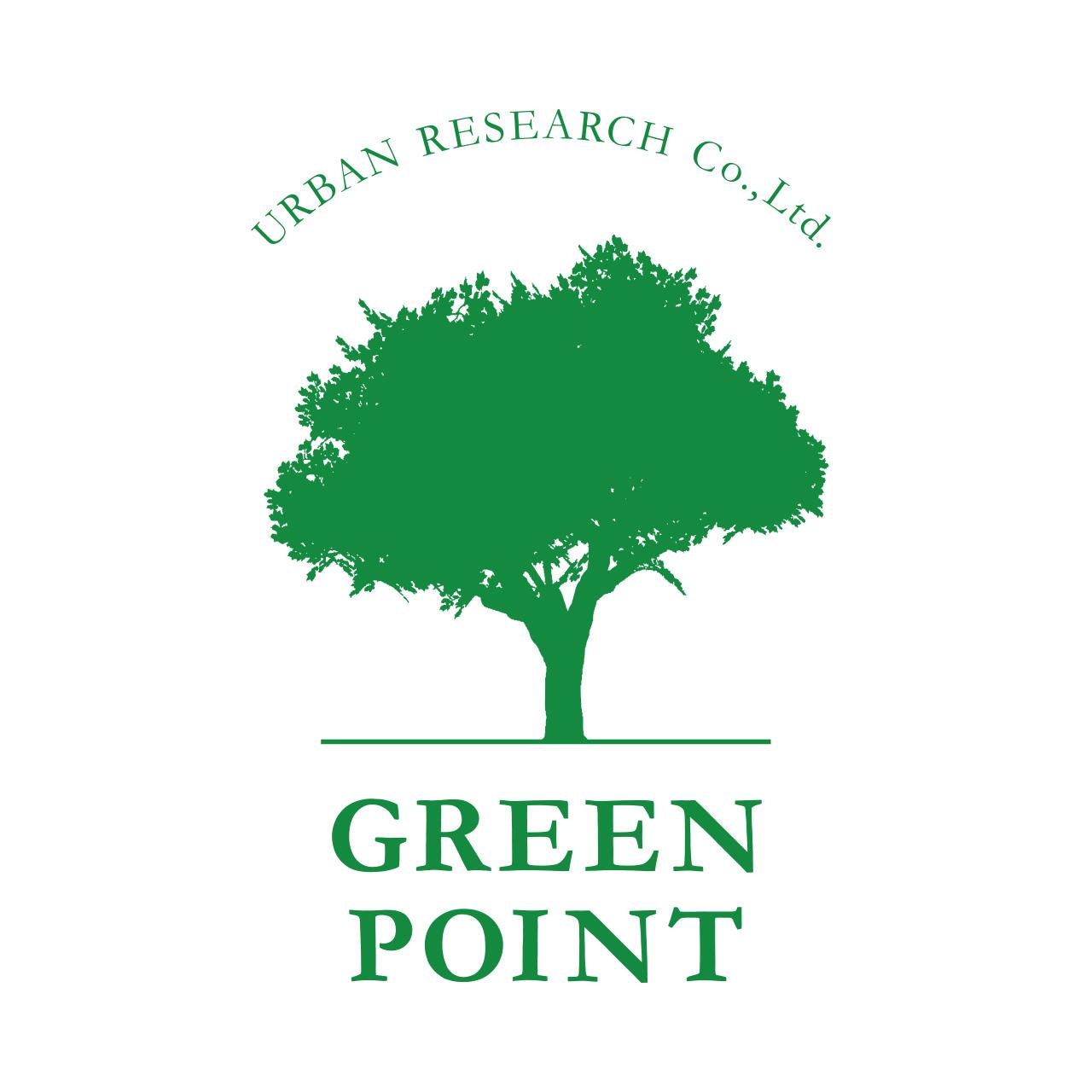 UR CLUB GREEN POINTサービスについて