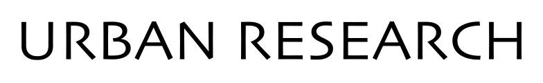 新メディアサイト「URBAN RESEARCH」ロゴ