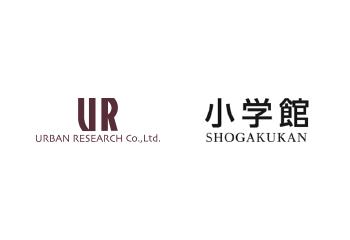 セレクトショップ「アーバンリサーチ」と出版社「小学館」が業界の垣根を超えて新サイトを立ち上げ<br>―ウェブメディアサイト「URBAN RESEARCH」が10月1日ローンチ!―