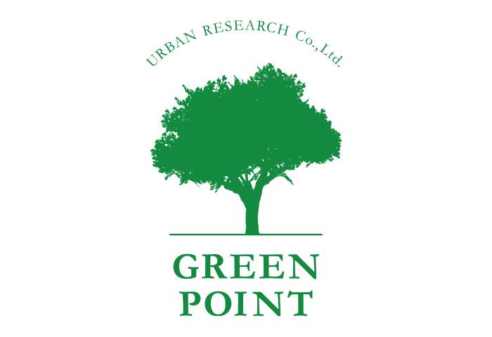 "UR CLUB ""GREEN POINT""サービスについて"