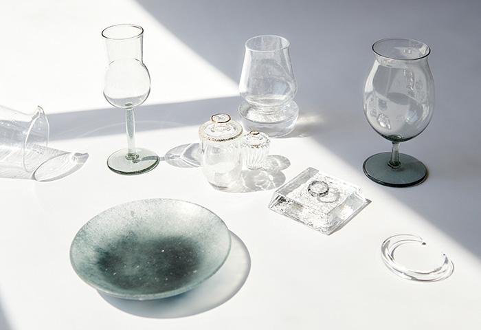 作り手の、心のこもる ガラス展 at DOORS HOUSE