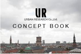 URBAN RESEARCH Co.,Ltd. CONCEPTBOOK