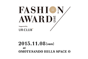 FASHION AWARD 2015