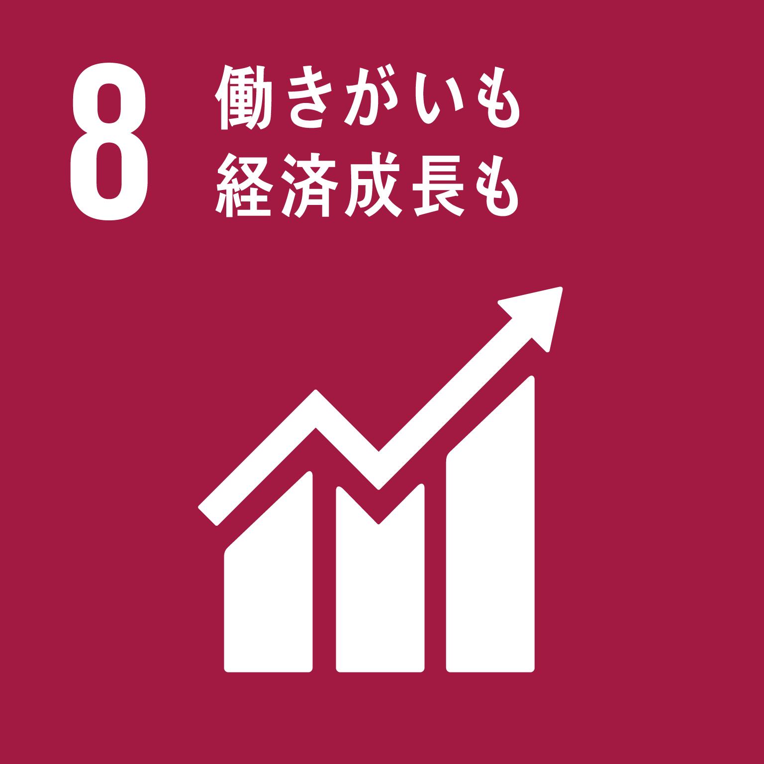 08: 働きがいも経済成長も
