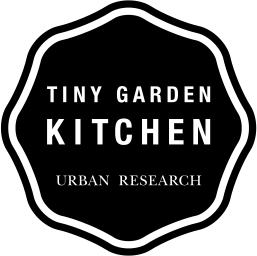 TINY GARDEN KITCHEN