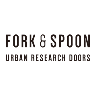 FORK&SPOON URBAN RESEARCH DOORS